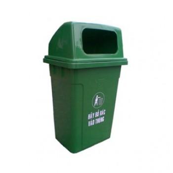Thùng rác nhựa công cộng sài gòn