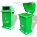Thùng rác nhựa công cộng 95L