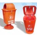 Thùng rác nhựa công cộng Sài Gòn – TP HCM