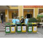 Lựa chọn thùng rác trường học phù hợp
