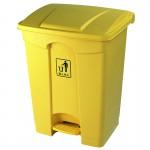 Thùng rác nhựa có nắp đạp chân 30 l 45 l 68 lít 87 lít y tế