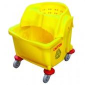 Xô lau sàn nhà vắt nước tròn 32 lít có bánh xe