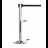 Cột trụ ngăn chắn inox đẹp dây căng loại 5m G28-LC