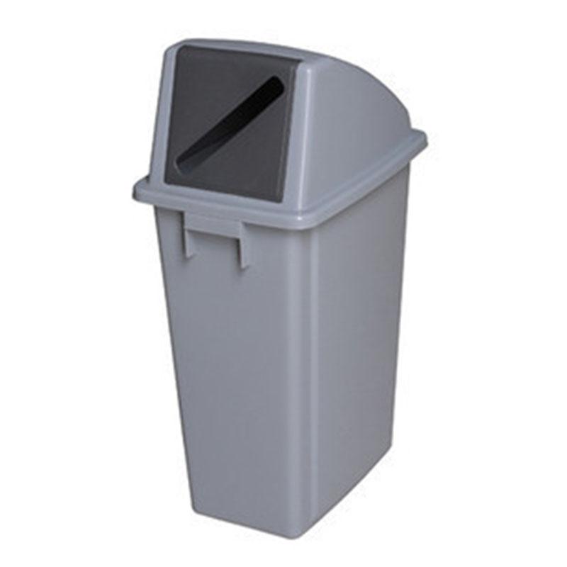 Thùng rác nhựa có nắp 60 l