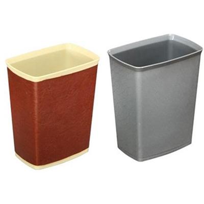 Thùng rác nhựa chống cháy hình chữ nhật