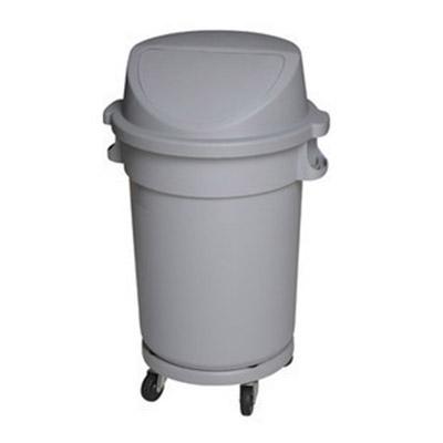 Xô rác nhựa có bánh xe 80 l 120 lít